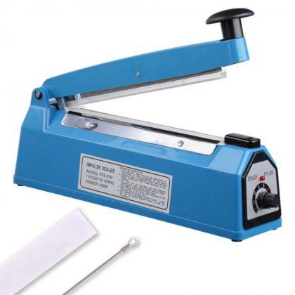 Aparat de lipit si sigilat pungi, 200mm, PFS-200