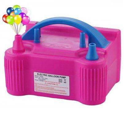 Pompa electrica pentru umflat baloane | compresor
