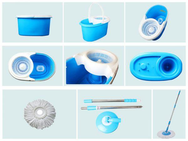 componente set de curatenie