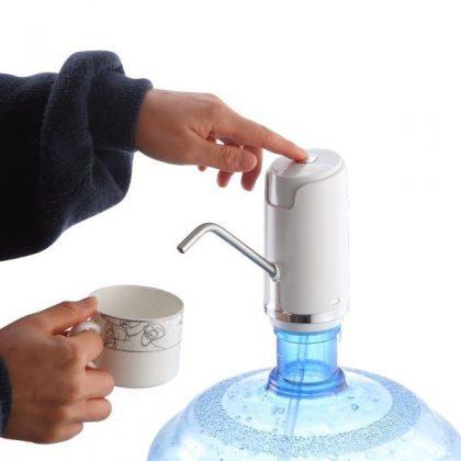 Pompa electrica bidon apa, pentru bidoane de 19 litri