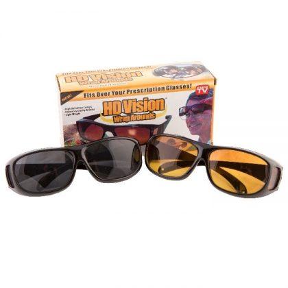 Ochelari pentru condus HD Vision – set 2 perechi