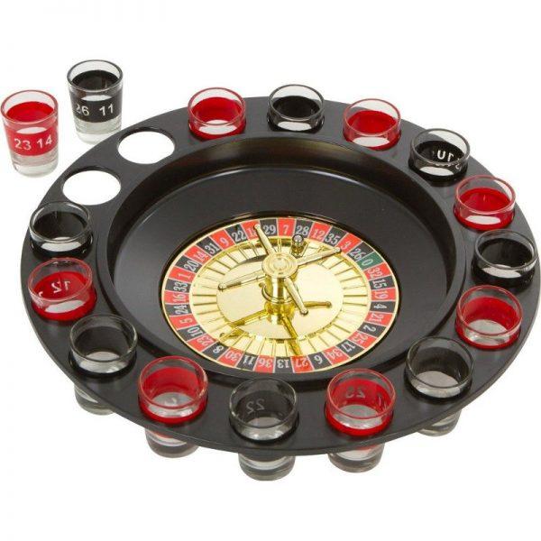 joc de ruleta cu pahare pentru shoturi