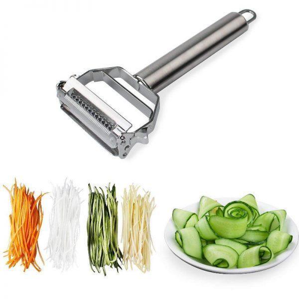 decojitor legume si fructe din inox