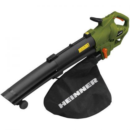 Suflanta aspirator si tocator frunze, Heinner, 3000W