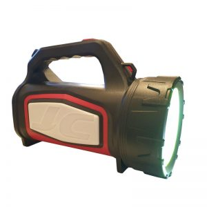 Lanterna LED cu acumulator, 25W, lumini laterale, TD-T12