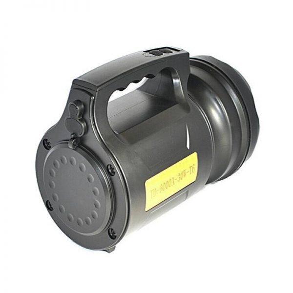 Lanterna profesionala LED 30W cu acumulator, TD-6000A-T6