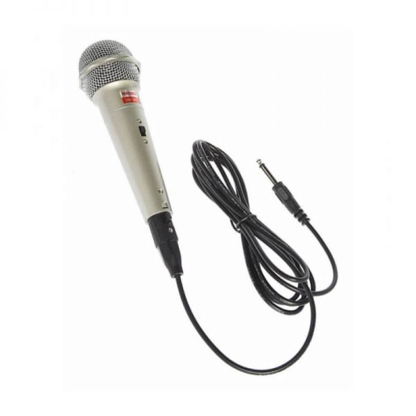 Microfon dinamic cu fir, 600 ohmi, WVNGR DM-401