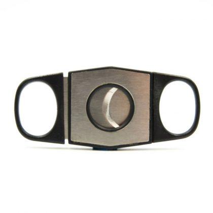 Cutter taietor trabucuri, metalic, 9 cm