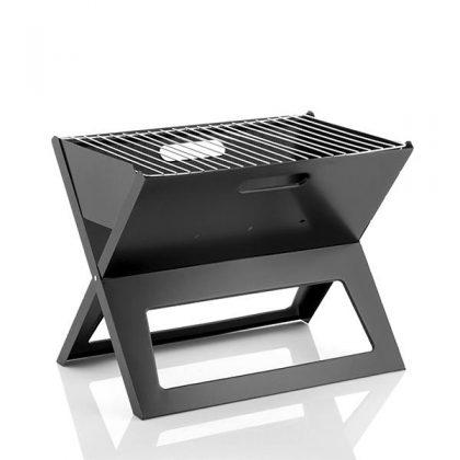 Gratar portabil si pliabil pentru barbecue grill