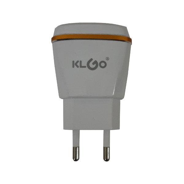 Adaptor incarcator telefon pentru priza universala, 2 iesiri USB