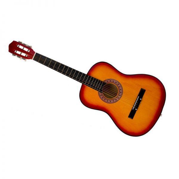 Chitara clasica din lemn marime 86 cm