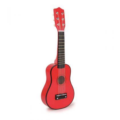Chitara lemn pentru copii marime 53 cm