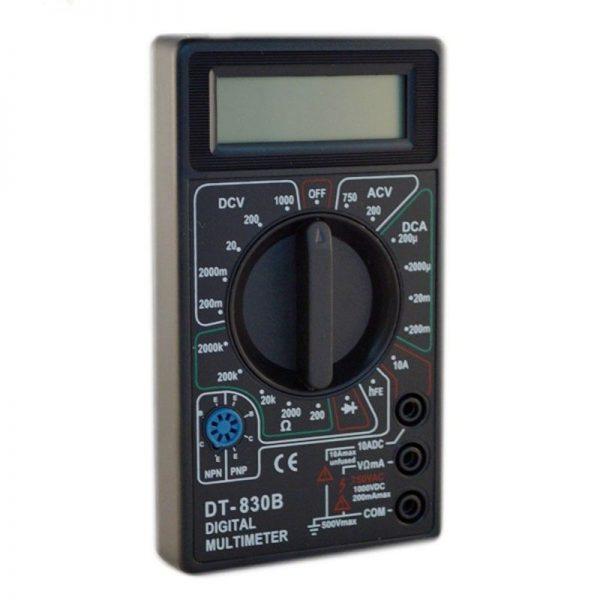 Multimetru digital | Aparat de masura cu afisaj LCD