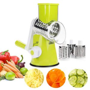 Razatoare manuala rotativa pentru legume si fructe