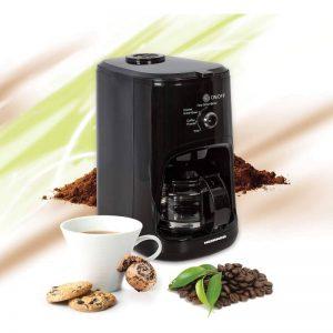 Cafetiera cu rasnita incorporata, 900 W, Heinner