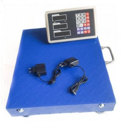Cantar electronic 700 kg, afisaj LCD, WiFi