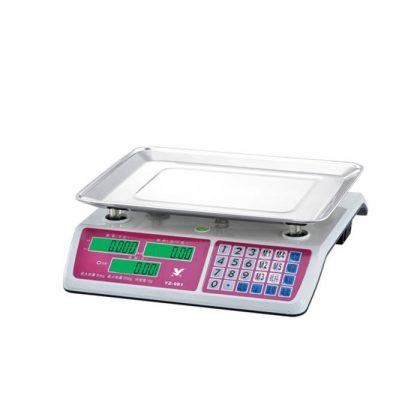 Cantar electronic cu ecran digital LCD, 30 kg