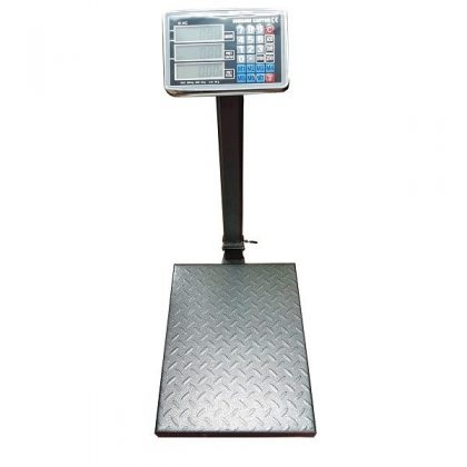 Cantar electronic cu platforma 350 kg, LCD