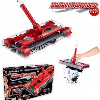 Matura electrica fara fir Swivel Sweeper G6