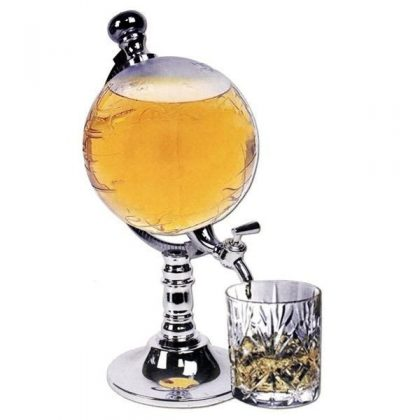 Dozator bauturi in forma de glob 3.5 litri